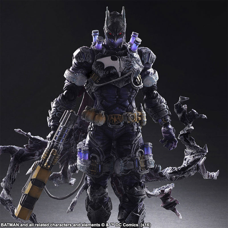 Play Arts Kai - DC Comics - Batman: Rogues Gallery Variant - Mr Freeze - Marvelous Toys - 5