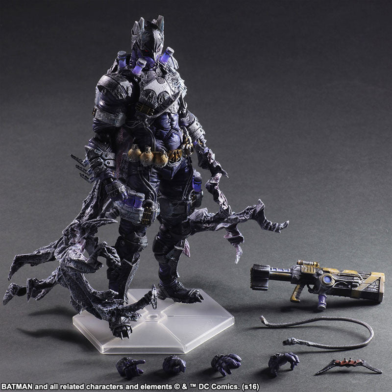 Play Arts Kai - DC Comics - Batman: Rogues Gallery Variant - Mr Freeze - Marvelous Toys - 9