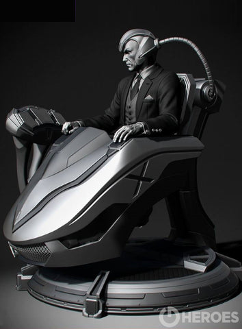 XM Studios - Marvel Premium Collectibles - Professor X (Hover Chair Ver.) (1/4 Scale)