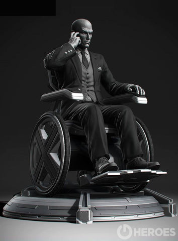 XM Studios - Marvel Premium Collectibles - Professor X (Ver. A) (1/4 Scale)