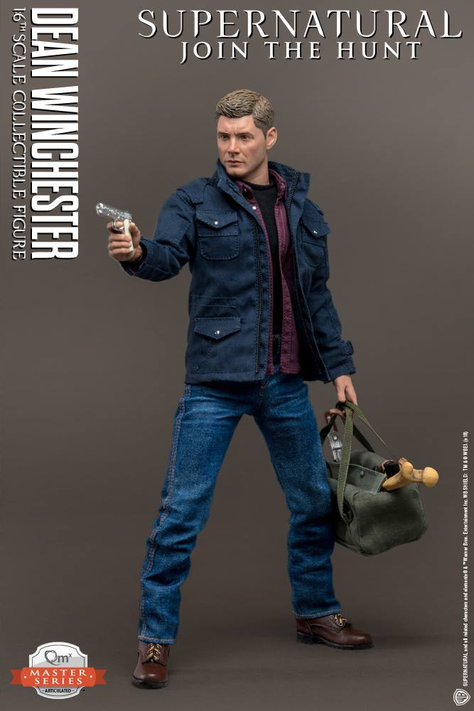 Quantum Mechanix - Supernatural - Dean Winchester (1/6 Scale)