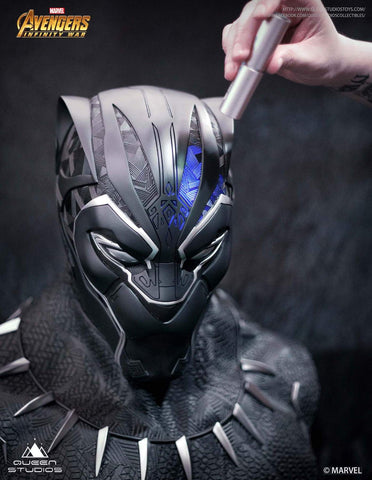 Queen Studios - Life-Size Bust - Avengers: Infinity War - Black Panther