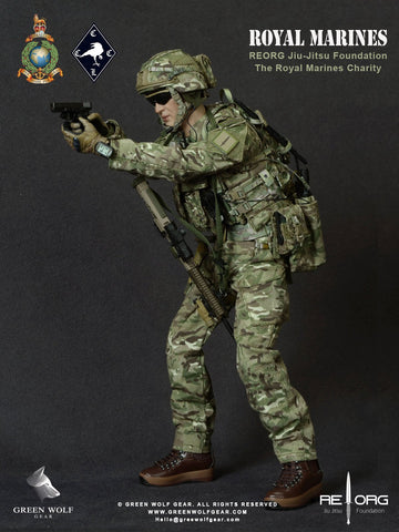Green Wolf Gear - GWG-011 - British Royal Marines REORG - Tom Hardy (1/6 Scale)
