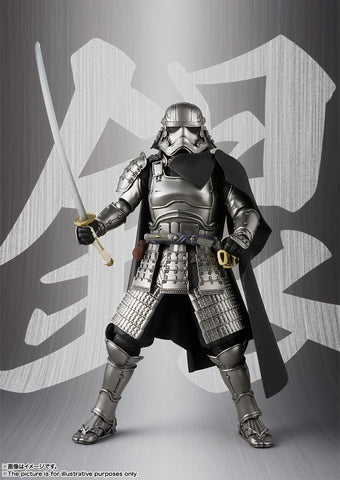 Bandai - Meishou Movie Realization - Star Wars - Ashigaru Daisho General Captain Phasma