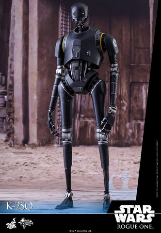 Hot Toys - MMS406 - Rogue One: A Star Wars Story - K-2SO - Marvelous Toys - 1
