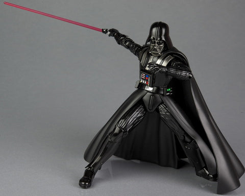 (IN STOCK) Darth Vader - Star Wars - Revoltech Kaiyodo - Marvelous Toys - 1