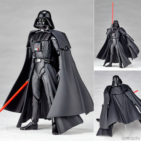 (IN STOCK) Darth Vader - Star Wars - Revoltech Kaiyodo - Marvelous Toys - 2