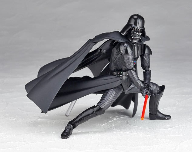 (IN STOCK) Darth Vader - Star Wars - Revoltech Kaiyodo - Marvelous Toys - 4