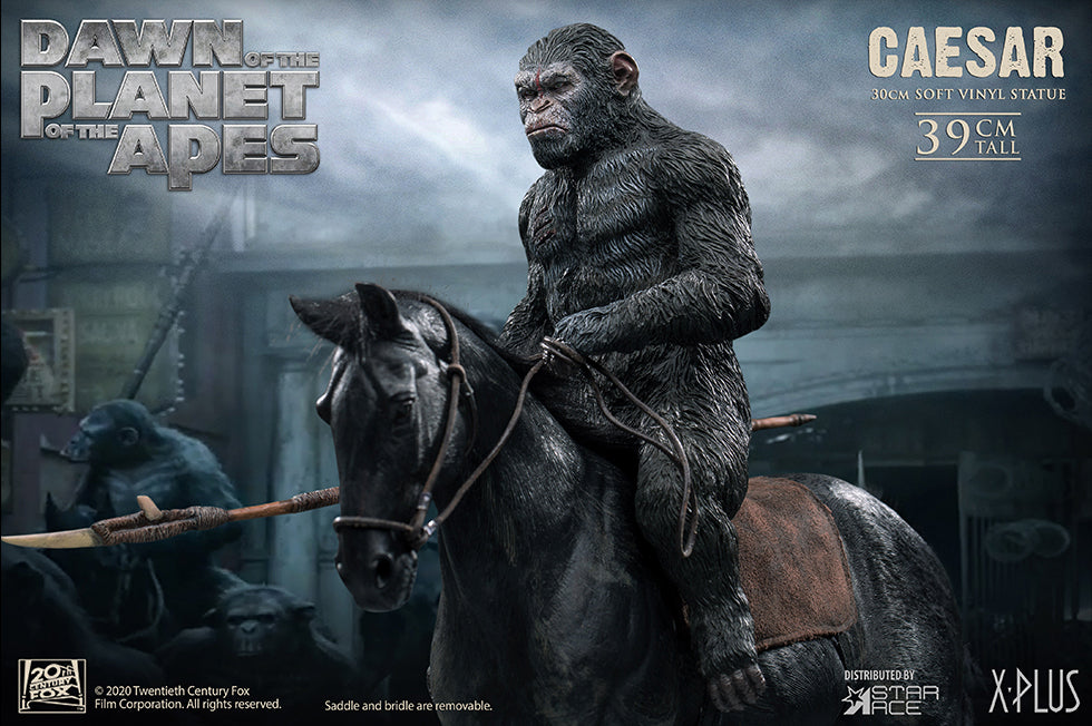 Star Ace Toys - Dawn of the Planet of the Apes - Caesar with Spear