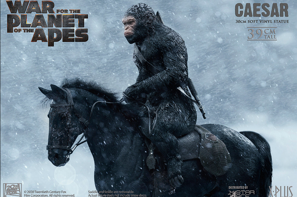 Star Ace Toys - Dawn of the Planet of the Apes - Caesar with Rifle