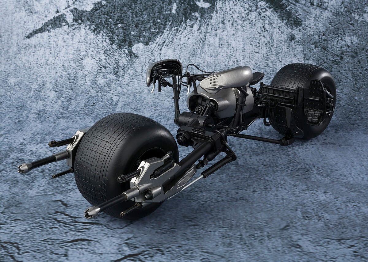 S.H.Figuarts - The Dark Knight - Batpod (TamashiiWeb Exclusive)