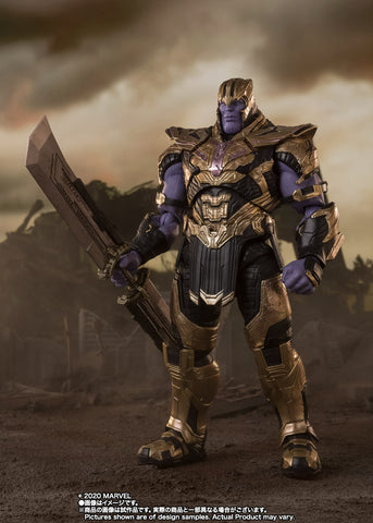 S.H.Figuarts - Avengers: Endgame - Thanos (Final Battle Ed.)