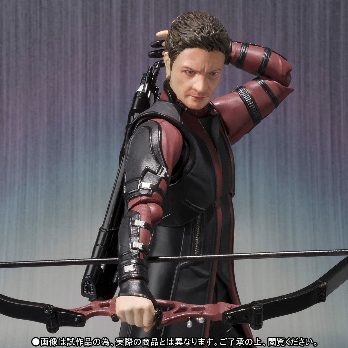 S.H.Figuarts - Avengers: Age of Ultron - Hawkeye (TamashiiWeb Exclusive) - Marvelous Toys - 6