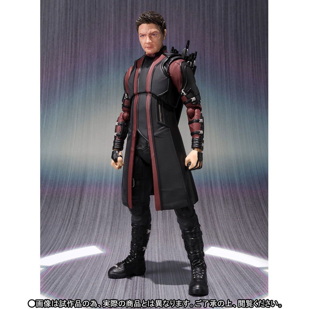 S.H.Figuarts - Avengers: Age of Ultron - Hawkeye (TamashiiWeb Exclusive) - Marvelous Toys - 3
