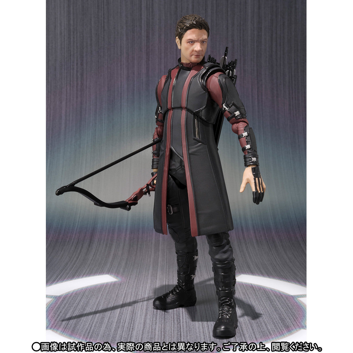 S.H.Figuarts - Avengers: Age of Ultron - Hawkeye (TamashiiWeb Exclusive) - Marvelous Toys - 4