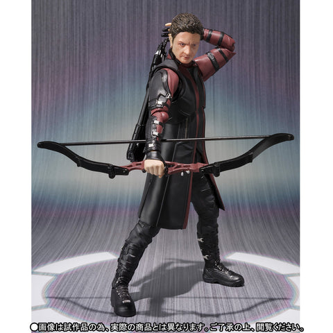 S.H.Figuarts - Avengers: Age of Ultron - Hawkeye (TamashiiWeb Exclusive) - Marvelous Toys - 2
