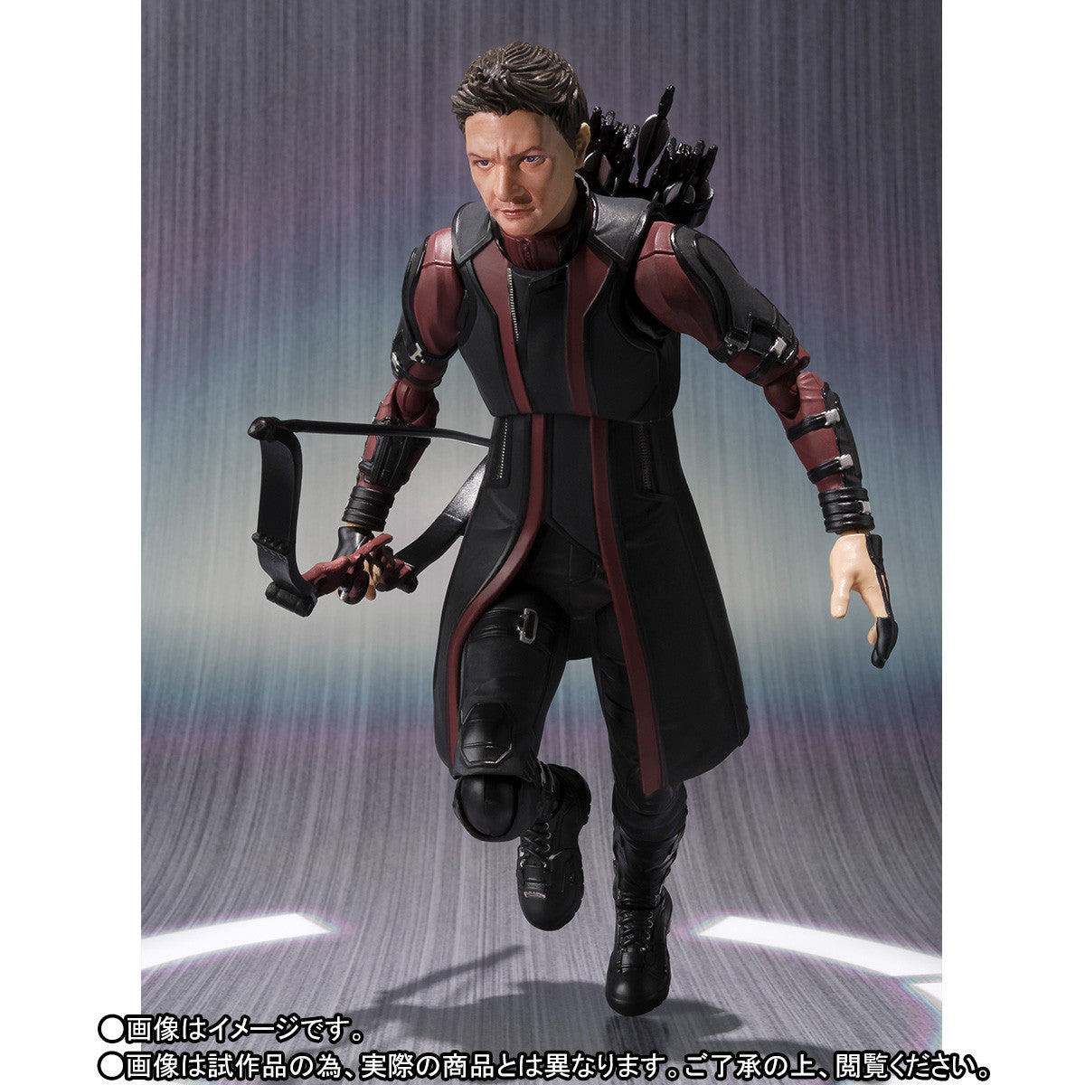 Select the Avengers Age Of Ultron Hawkeye Exclusive Action Figure