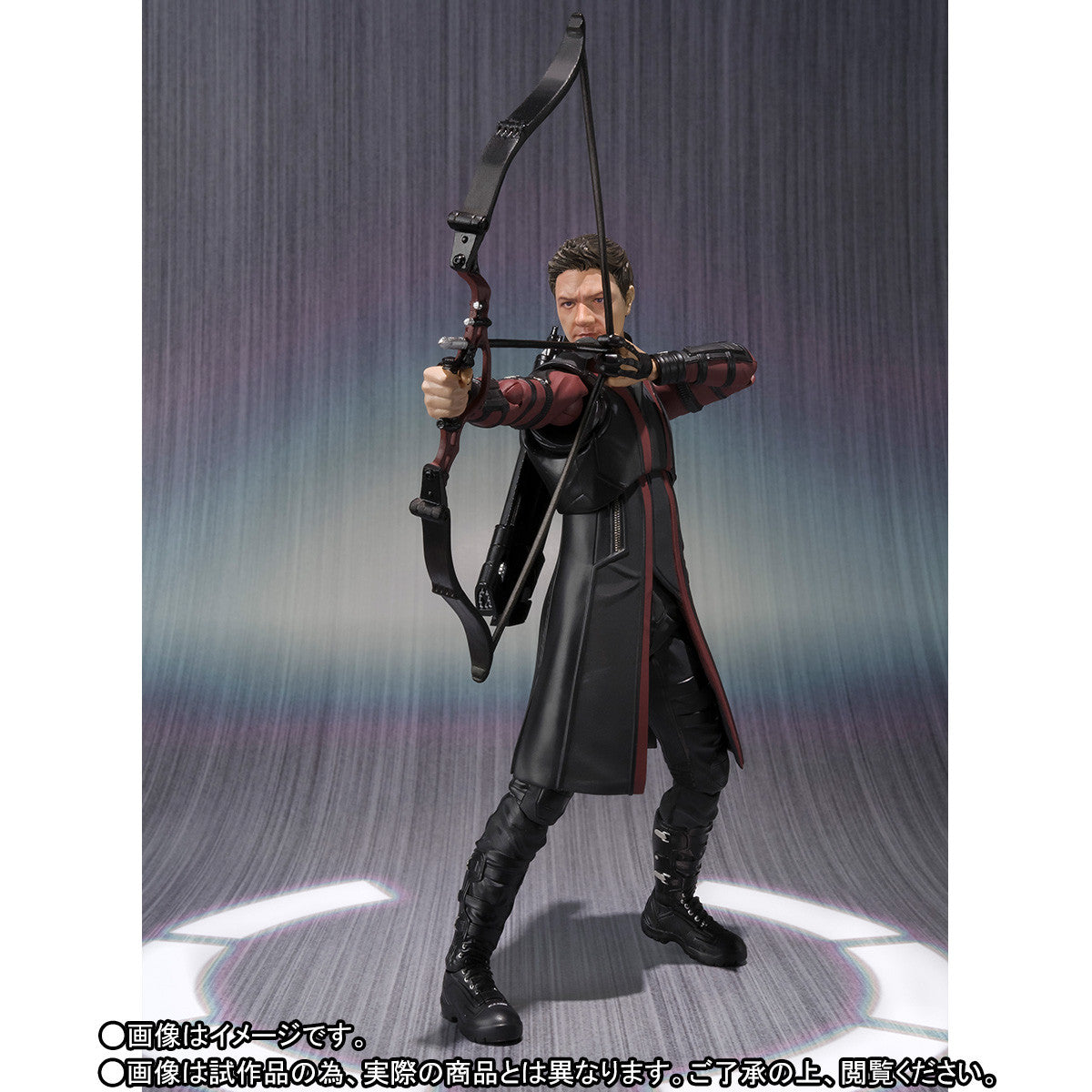 S.H.Figuarts - Avengers: Age of Ultron - Hawkeye (TamashiiWeb Exclusive) - Marvelous Toys - 5