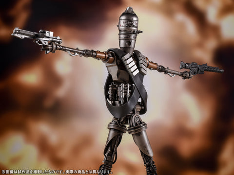 S.H.Figuarts - Star Wars: The Mandalorian - IG-11 (TamashiiWeb Exclusive)
