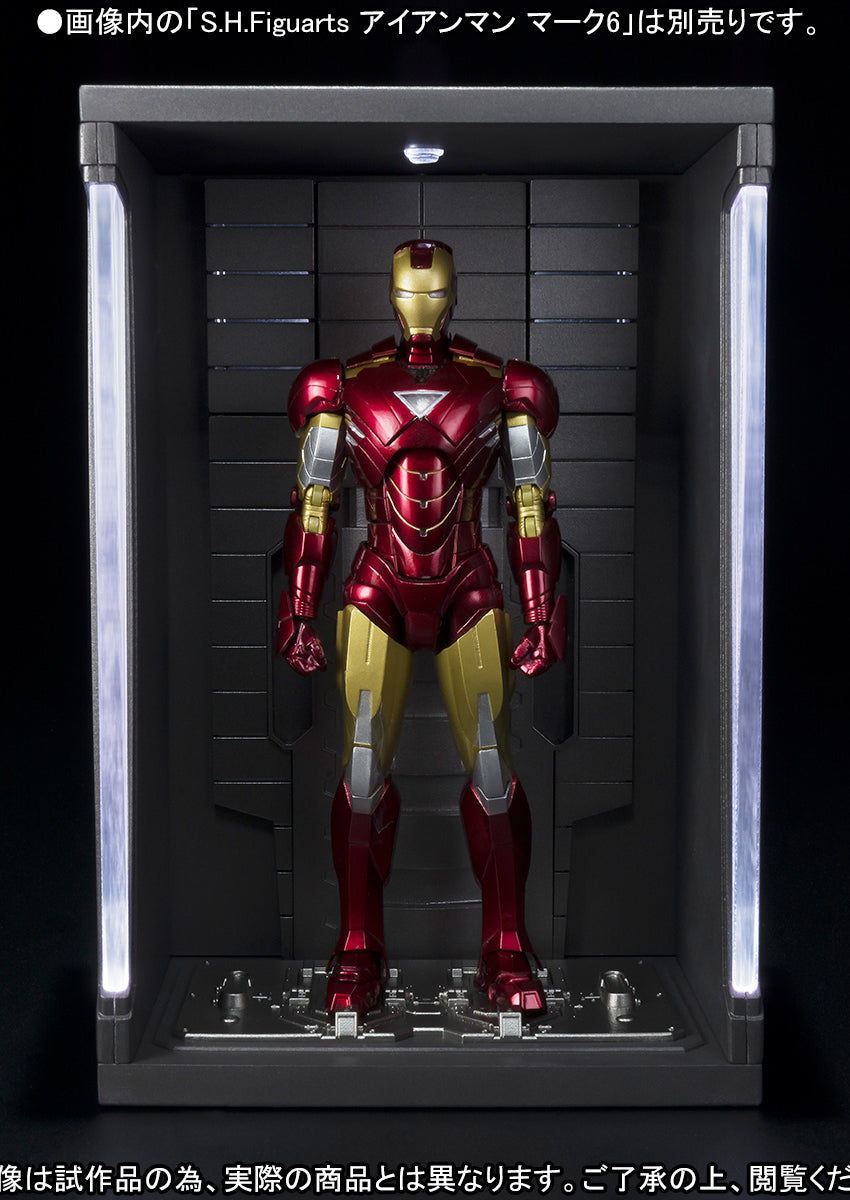 S.H.Figuarts - Iron Man 3 - Hall of Armor (TamashiiWeb Exclusive) (Reissue)
