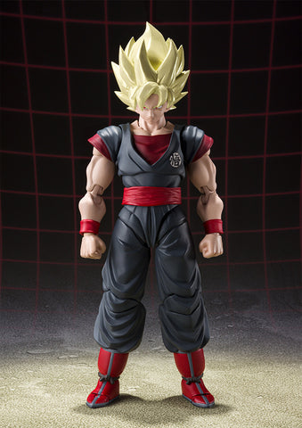 S.H.Figuarts - Dragon Ball Games Battle Hour - Super Saiyan Son Goku Clone (TamashiiWeb Exclusive)