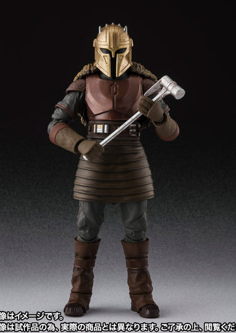 S.H.Figuarts - Star Wars: The Mandalorian - The Armorer (TamashiiWeb Exclusive)