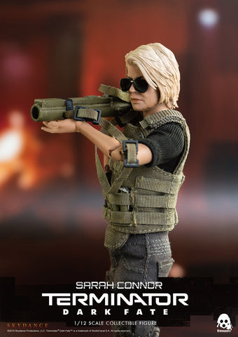 ThreeZero - Terminato: Dark Fate - Sarah Connor (1/12 Scale)