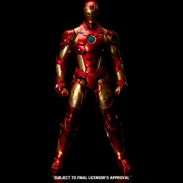 Sen-Ti-Nel - Re:Edit - Iron Man #01 Bleeding Edge Armor - Marvelous Toys - 3