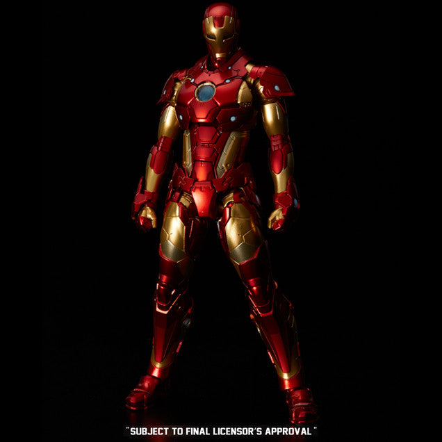 Sen-Ti-Nel - Re:Edit - Iron Man #01 Bleeding Edge Armor - Marvelous Toys - 1