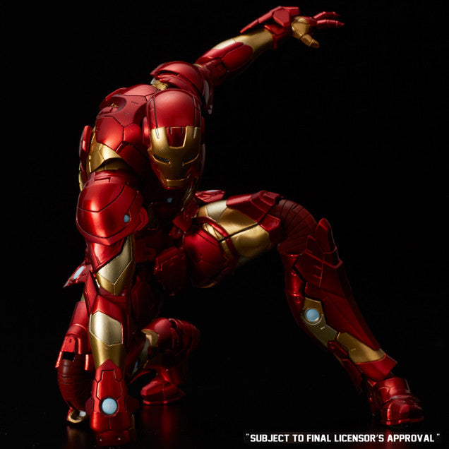 Sen-Ti-Nel - Re:Edit - Iron Man #01 Bleeding Edge Armor - Marvelous Toys - 4