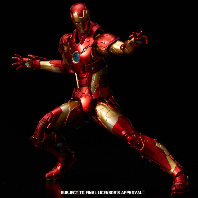 Sen-Ti-Nel - Re:Edit - Iron Man #01 Bleeding Edge Armor - Marvelous Toys - 5