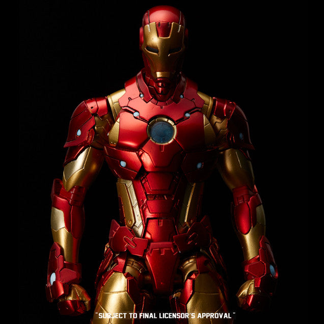 Sen-Ti-Nel - Re:Edit - Iron Man #01 Bleeding Edge Armor - Marvelous Toys - 6