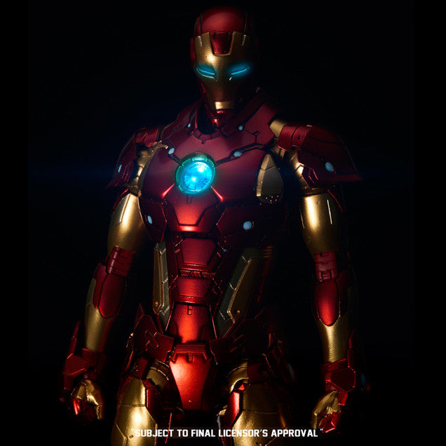 Sen-Ti-Nel - Re:Edit - Iron Man #01 Bleeding Edge Armor - Marvelous Toys - 2