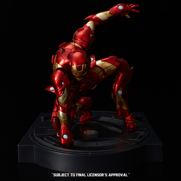 Sen-Ti-Nel - Re:Edit - Iron Man #01 Bleeding Edge Armor - Marvelous Toys - 7