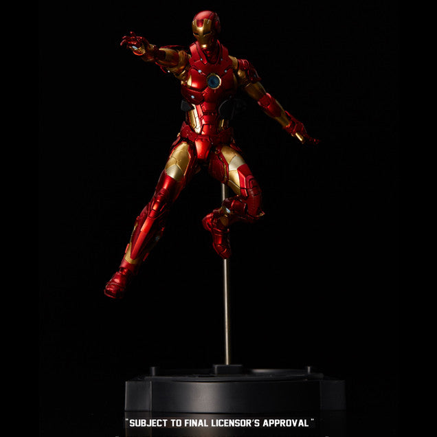Sen-Ti-Nel - Re:Edit - Iron Man #01 Bleeding Edge Armor - Marvelous Toys - 8