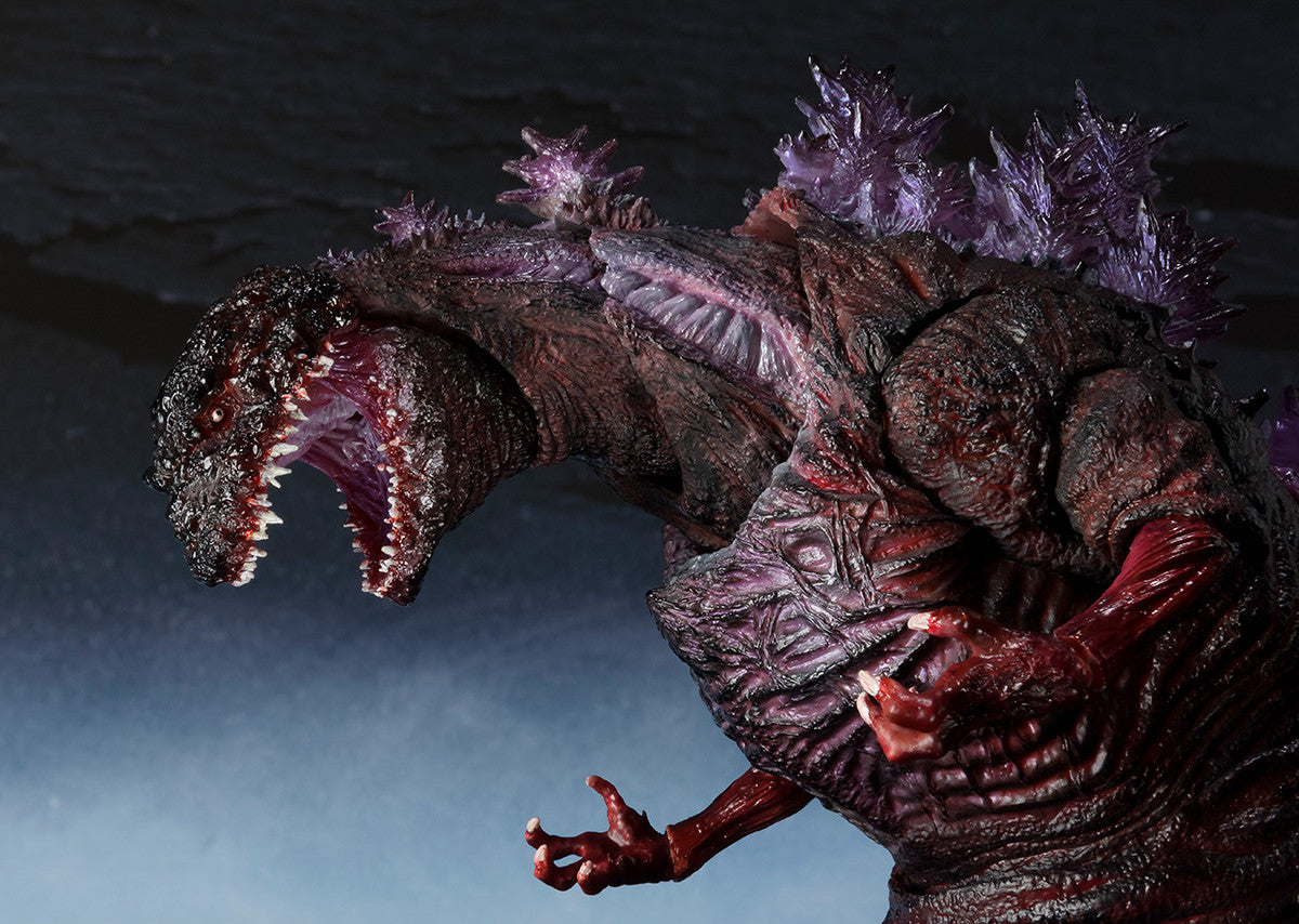 S.H.MonsterArts - Shin Godzilla (2016) - Godzilla (The Fourth Awakening Version)