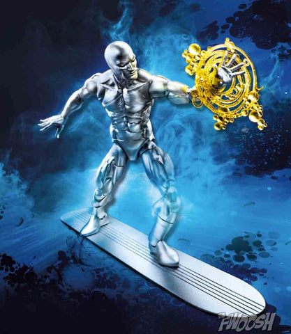 Hasbro - Marvel Legends - Silver Surfer