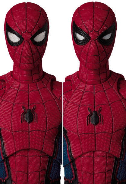 MAFEX No. 47 - Spider-Man: Homecoming - Spider-Man