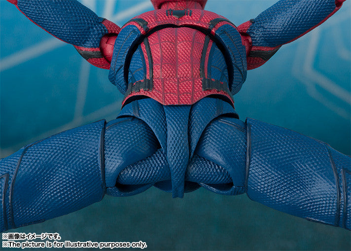 S.H.Figuarts - Spider-Man: Homecoming - Spider-Man