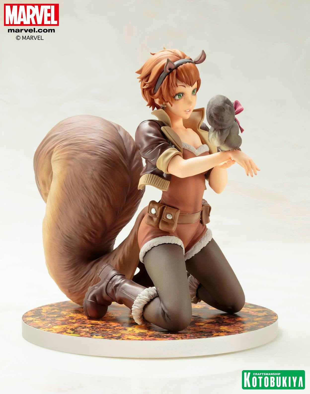 Kotobukiya - Marvel Bishoujo - Squirrel Girl (1/7 Scale) - Marvelous Toys - 3