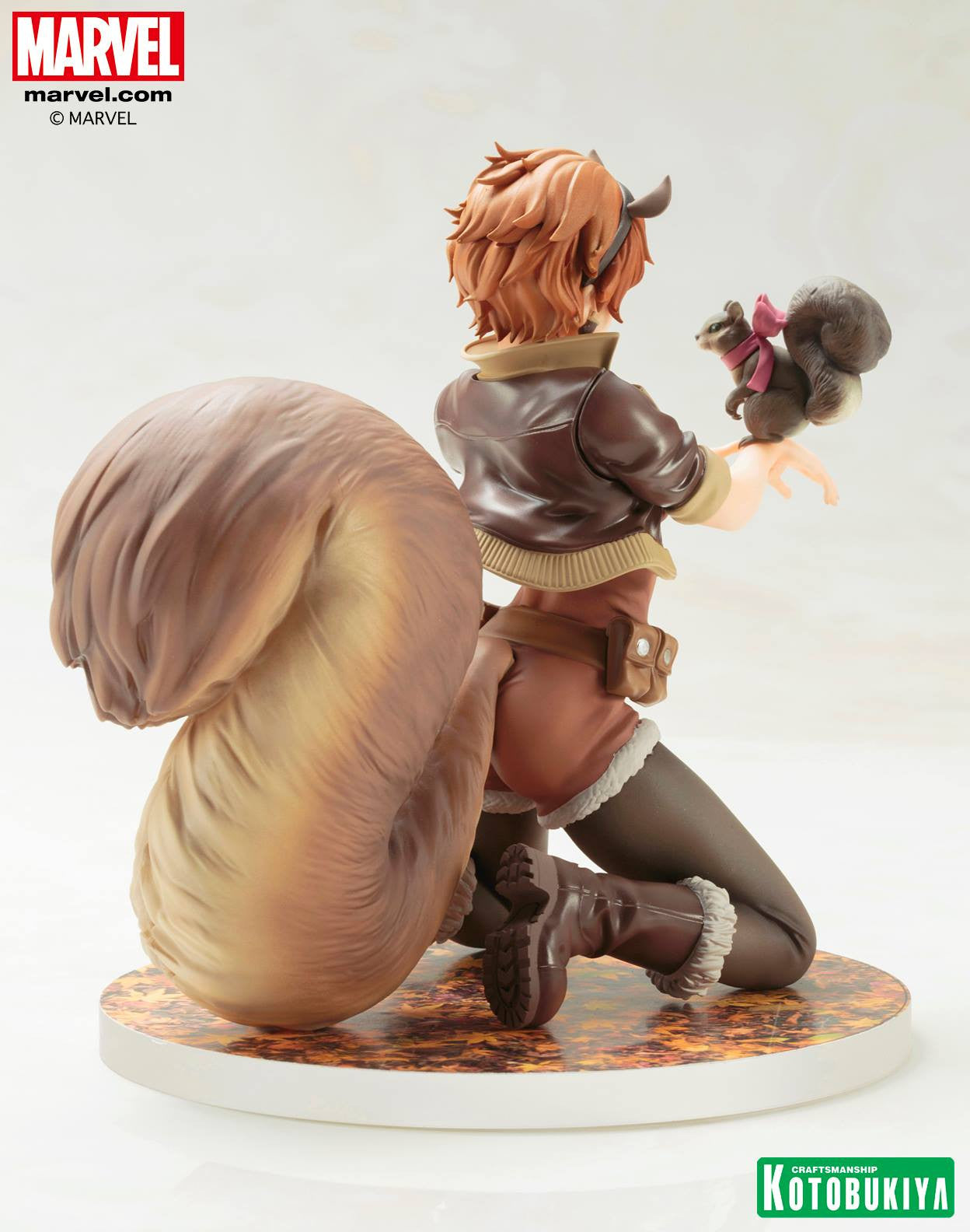 Kotobukiya - Marvel Bishoujo - Squirrel Girl (1/7 Scale) - Marvelous Toys - 4