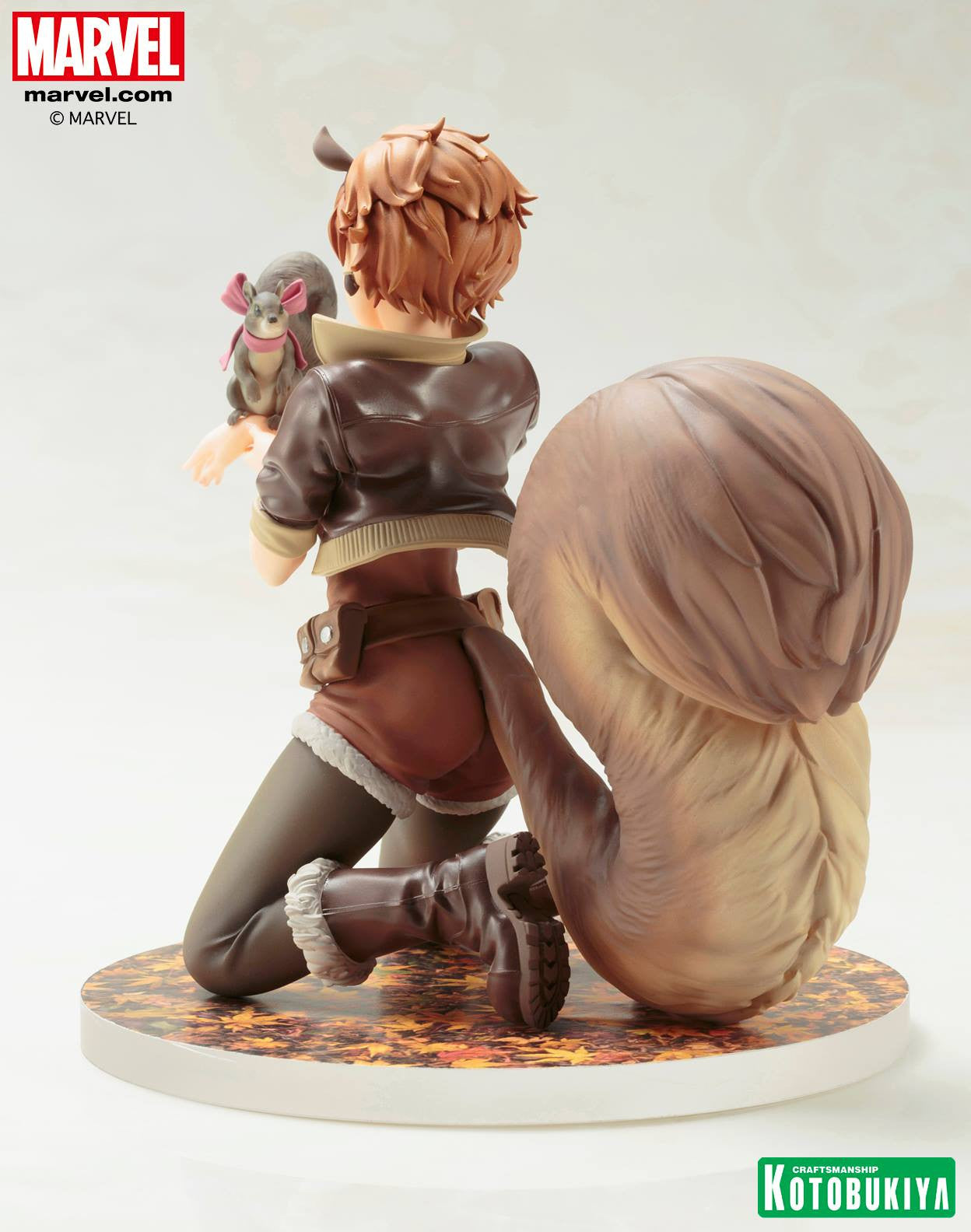 Kotobukiya - Marvel Bishoujo - Squirrel Girl (1/7 Scale) - Marvelous Toys - 5