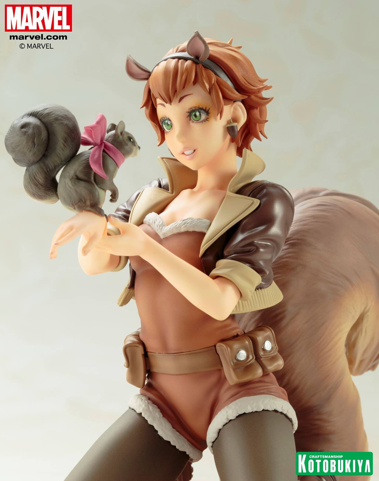 Kotobukiya - Marvel Bishoujo - Squirrel Girl (1/7 Scale) - Marvelous Toys - 6