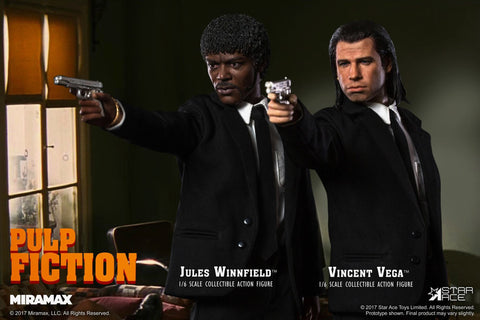 Star Ace Toys - Pulp Fiction - Vincent Vega