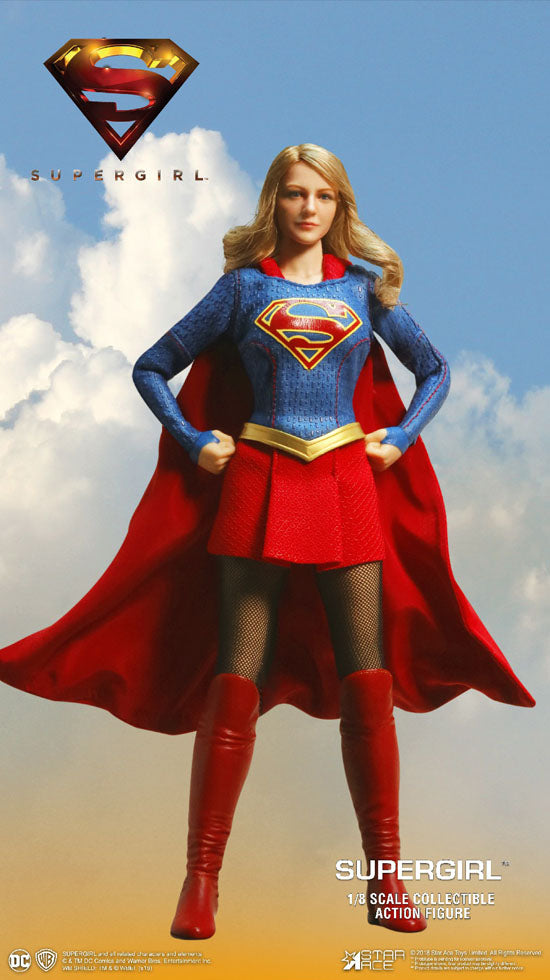 Star Ace Toys - Supergirl (CW TV Series) - Supergirl (1/8 Scale)