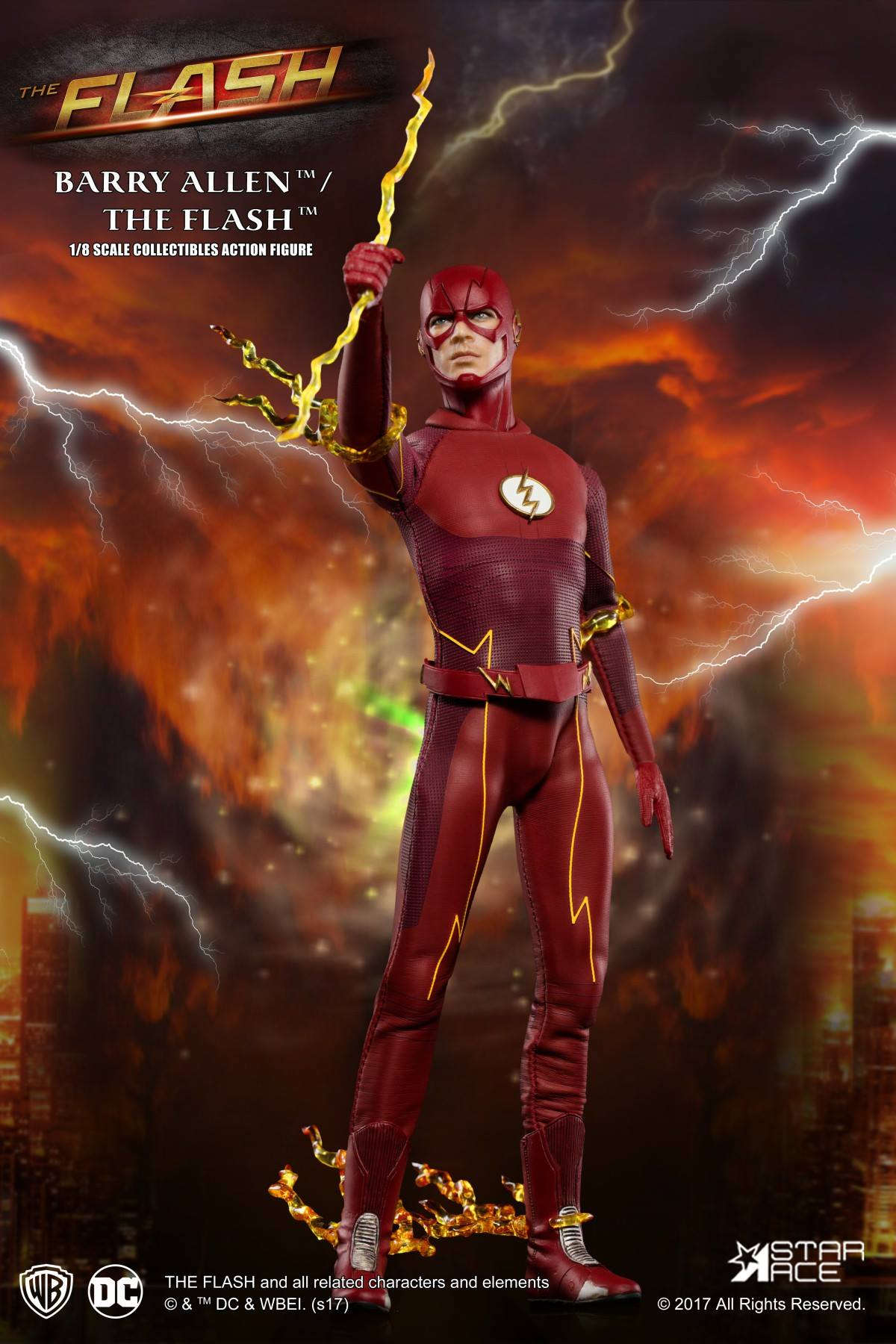 Star Ace Toys - The Flash TV Series - The Flash/Barry Allen (1/8 Scale)