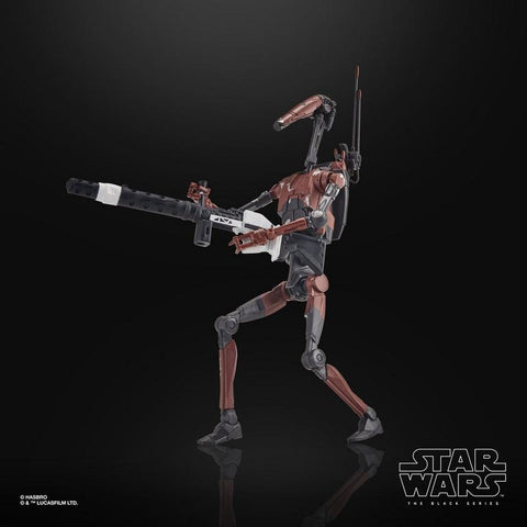 Hasbro - Star Wars: The Black Series - Battlefront II - Heavy Battle Droid