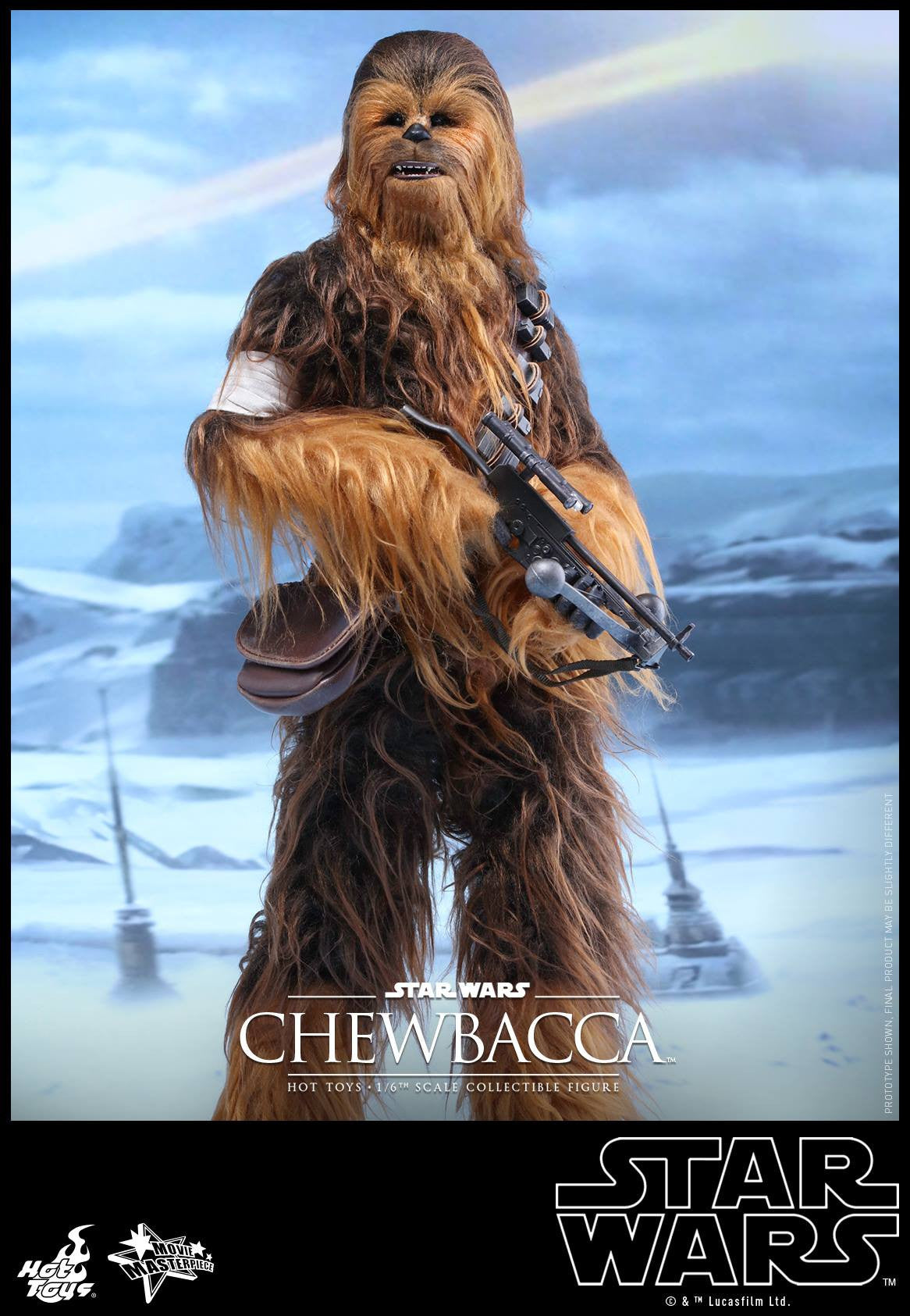 Hot Toys - MMS375 - Star Wars: The Force Awakens - Chewbacca - Marvelous Toys - 1