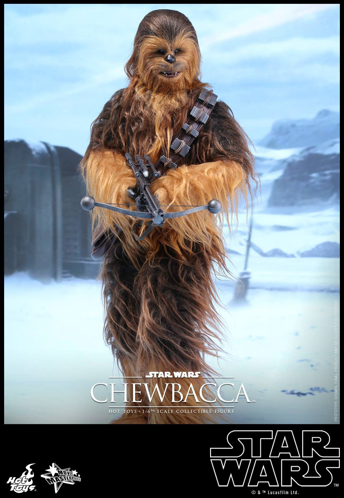 Hot Toys - MMS375 - Star Wars: The Force Awakens - Chewbacca - Marvelous Toys - 2
