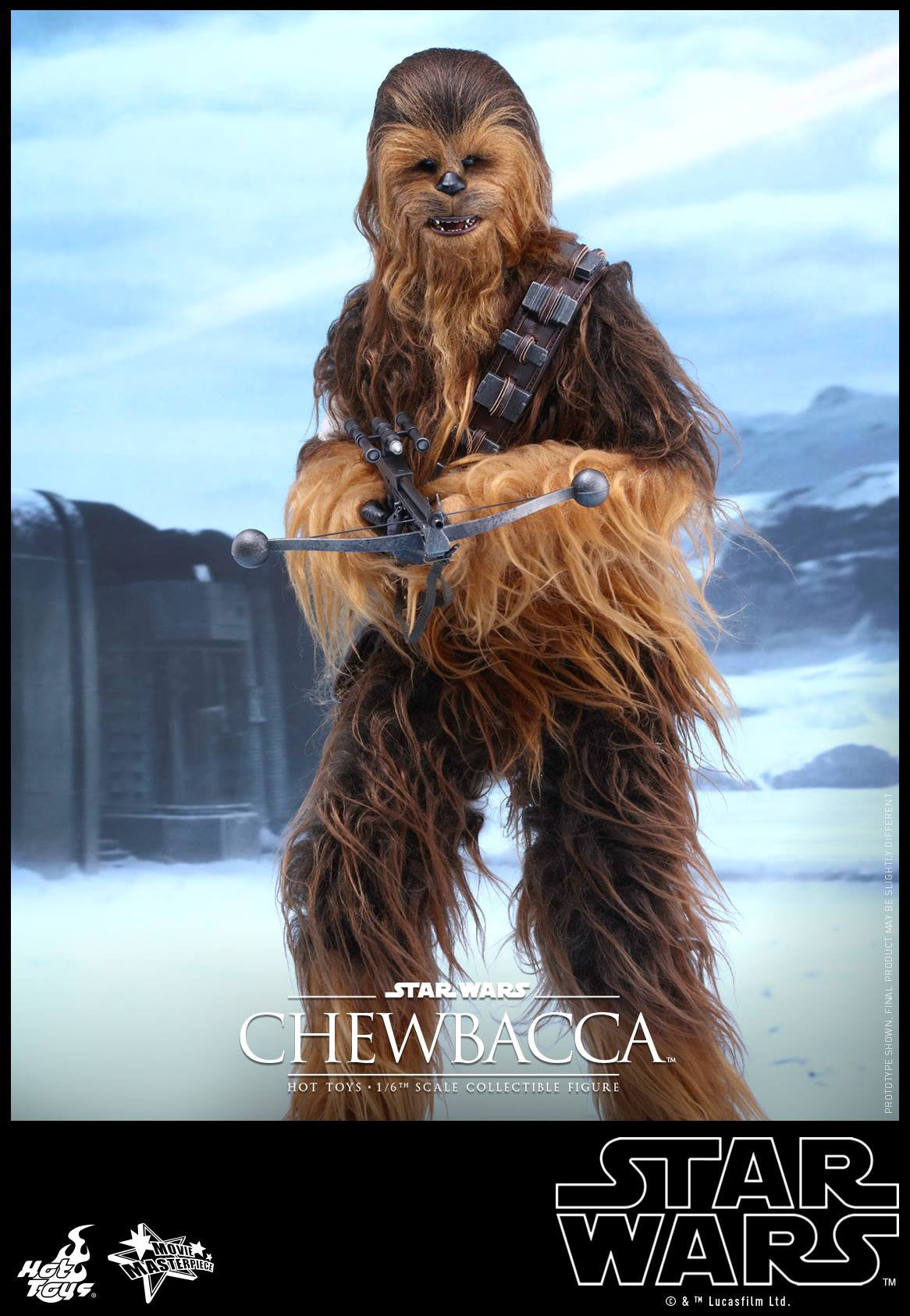 Hot Toys - MMS375 - Star Wars: The Force Awakens - Chewbacca - Marvelous Toys - 3